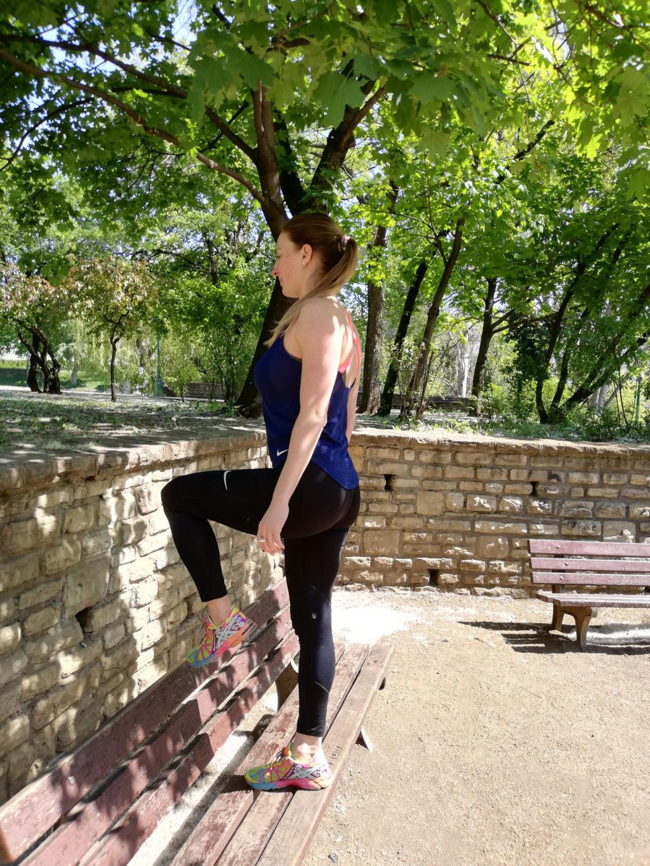 Frissítő 7 perces edzés, amitől bárhol és bármikor fel tudsz töltődni - Arnica RUN