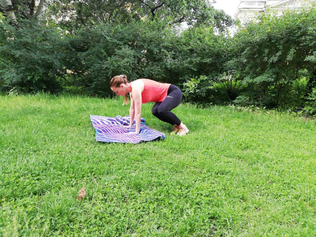 Égess több kalóriát – 7 burpee variáció a következő edzésedhez - Arnica RUN