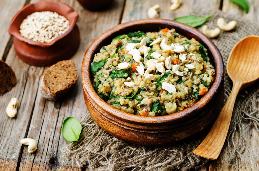 Újabb 5 szuperélelmiszer: A Quinoa – 3. rész - Arnica RUN